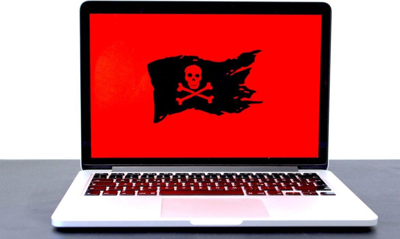 Ransomware, laptop, hackers